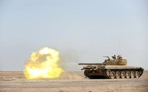 Картинка оружие, танк, T-72