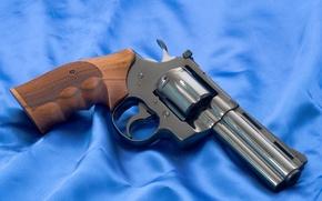 Картинка Оружие, Питон, Gun, Colt, Револьвер, Кольт, Python, 357 magnum, 357 магнум, Огнестрел