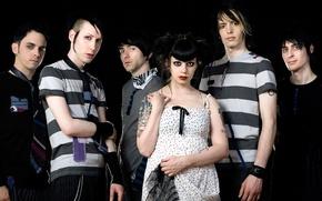 Картинка Rainbow, Chibi, Owen, New Wave, Gothic rock, Synth rock, Industrial rock, Rhim, Nate, Manor, M.Falcore, …