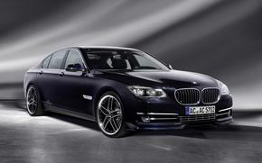 Картинка фон, бмв, BMW, седан, AC Schnitzer, 7-Series, F01