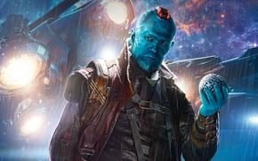 Картинка Marvel Comics, Стражи Галактики, Michael Rooker, guardians of the galaxy, Yondu, Yondu Udonta