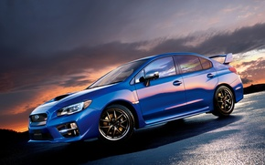Обои JP-spec, STI, WRX, 2014, субару, Subaru