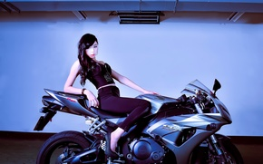 Картинка Honda, bike, студия, Taiwan, Nancy Chen