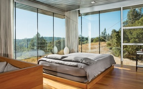 Картинка house, interior, bedroom