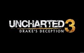Картинка black, back, Uncharted