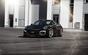 Картинка Coupe, TechArt, купе, турбо, порше, 911, Porsche, Turbo