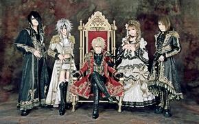 Картинка группа, Музыка, Versailles