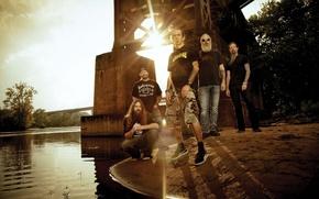 Картинка металкор, грув-метал, NWoAHM, Lamb of God