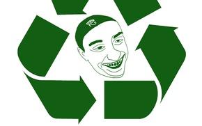 Картинка Три зеленных стрелки, Топский, DEAD DYNASTY, BOULEVARD DEPO