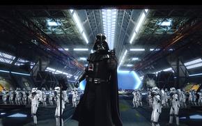 Обои Звёздные войны, Дарт Вейдер, Star Wars, Darth Vader