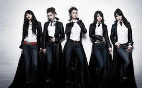 Картинка музыка, девушки, азиатки, Южная Корея, k-pop, 4Minute, Kim Hyuna, Ким Хёна
