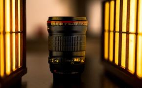 Картинка свет, объектив, Canon 135mm f2