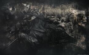 Картинка Война, Рыцари, Смерть
