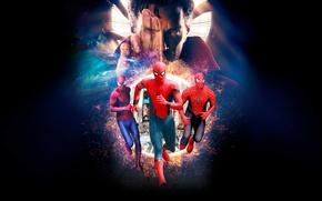 Картинка spider man, the amazing spider man 2, spider man:homecoming