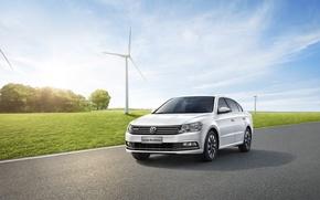 Обои 2015, лавида, Lavida, седан, Volkswagen, фольксваген