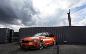 Картинка бмв, BMW, универсал, Touring, F31, 3-Series, Tuningsuche