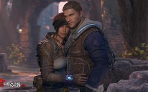 Картинка Gears of War, Xbox One, Microsoft Studios, Gears of War 4, The Coalition