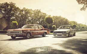 Картинка car, bmw, 1966, 3 series, Chevrolet Impala