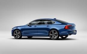 Картинка Volvo, R-Design, S90