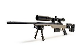 Обои винтовка, снайперская, оптика, оружие