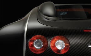 Обои фара, Bugatti, Veyron, стоп сигналы