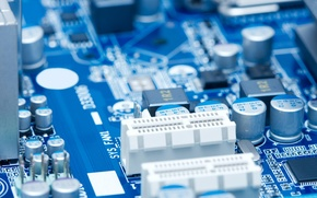 Картинка motherboard, electronic components