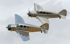 Картинка самолет, легкий, многоцелевой, Executive, Spartan 7W