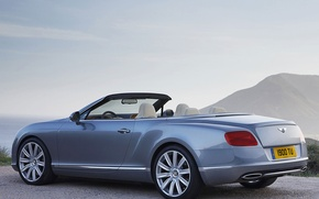 Картинка Bentley, Cabrio, Continental GT Speed