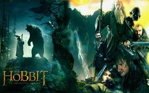 Картинка Хоббит, Пустошь Смауга, The Hobbit: The Desolation of Smaug