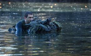 Картинка оружие, солдат, Canadian Army Pathfinders