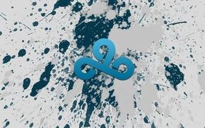 Картинка Counter Strike, CS GO, Клауд найд, Cloud9