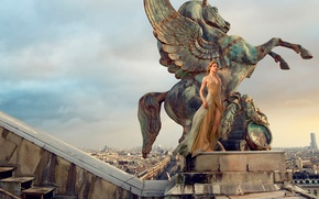 Картинка фотосессия, Наталья Водянова, Vogue