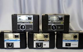 Картинка камеры, Keystone N° 911, 083, 806, 805, 807