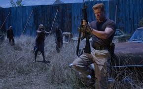 Картинка The Walking Dead, Ходячие мертвецы, Michael Cudlitz, Abraham