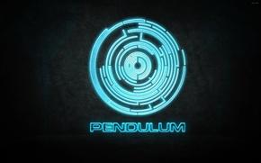 Обои Pendulum, Группа, Маятник