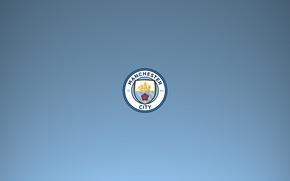 Картинка Logo, Premier League, Soccer, Manchester City