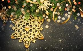 Картинка украшения, елка, Christmas, снежинка, decoration, xmas, Merry, Рождество. Новый Год