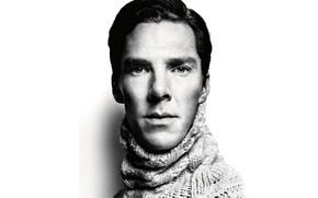 Картинка фотосессия, Benedict Cumberbatch, журнал GQ