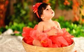 Картинка девочка, балерина, ребёнок