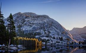 Картинка Калифорния, США, Yosemite, Национальный парк Йосемити, Tenaya Lake