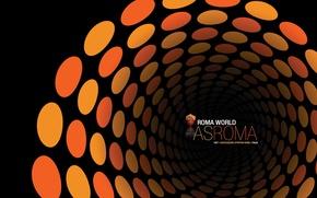 Картинка world, wallpaper, Italy, football, AS Roma