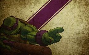 Картинка Черепашки-ниндзя, ninja turtles, донателло, donatello