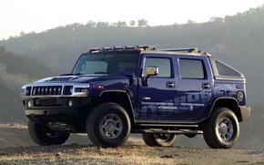 Картинка джип, внедорожник, Hummer H2 SUT