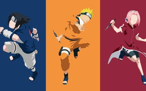 Обои sugoi, yuusha, by joosherino, ninja, Uzumaki Naruto, Ashura, hitaiate, nukenin, Haruno Sakura, hokage, anime, game, ...