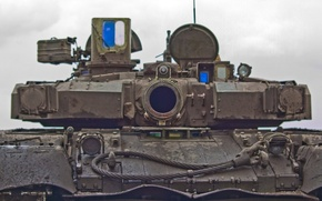 "Обои Украина, ствол, танк, т-80 ""оплот"""