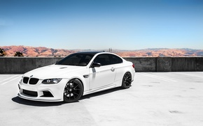 Картинка car, бмв, купе, автообои, e92, BMW M3