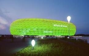 Картинка Munich, стадион, munich, Allianz Arena