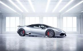 Обои supercar, Vorsteiner, Lamborghini Huracan, Verona Edizione