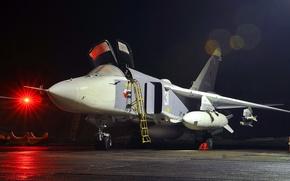 Картинка Су-24МР, советский/российский тактический разведывательный самолёт, всепогодный самолёт комплексной разведки