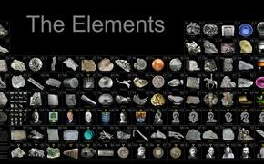 Картинка таблица, таблица химических элементов, химические элементы